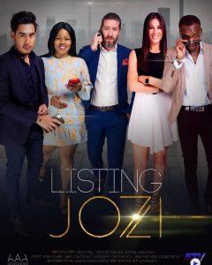 Listing Jozi cast