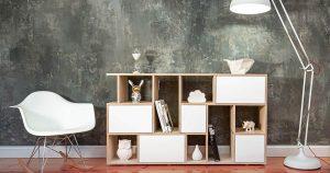 Mable shelf